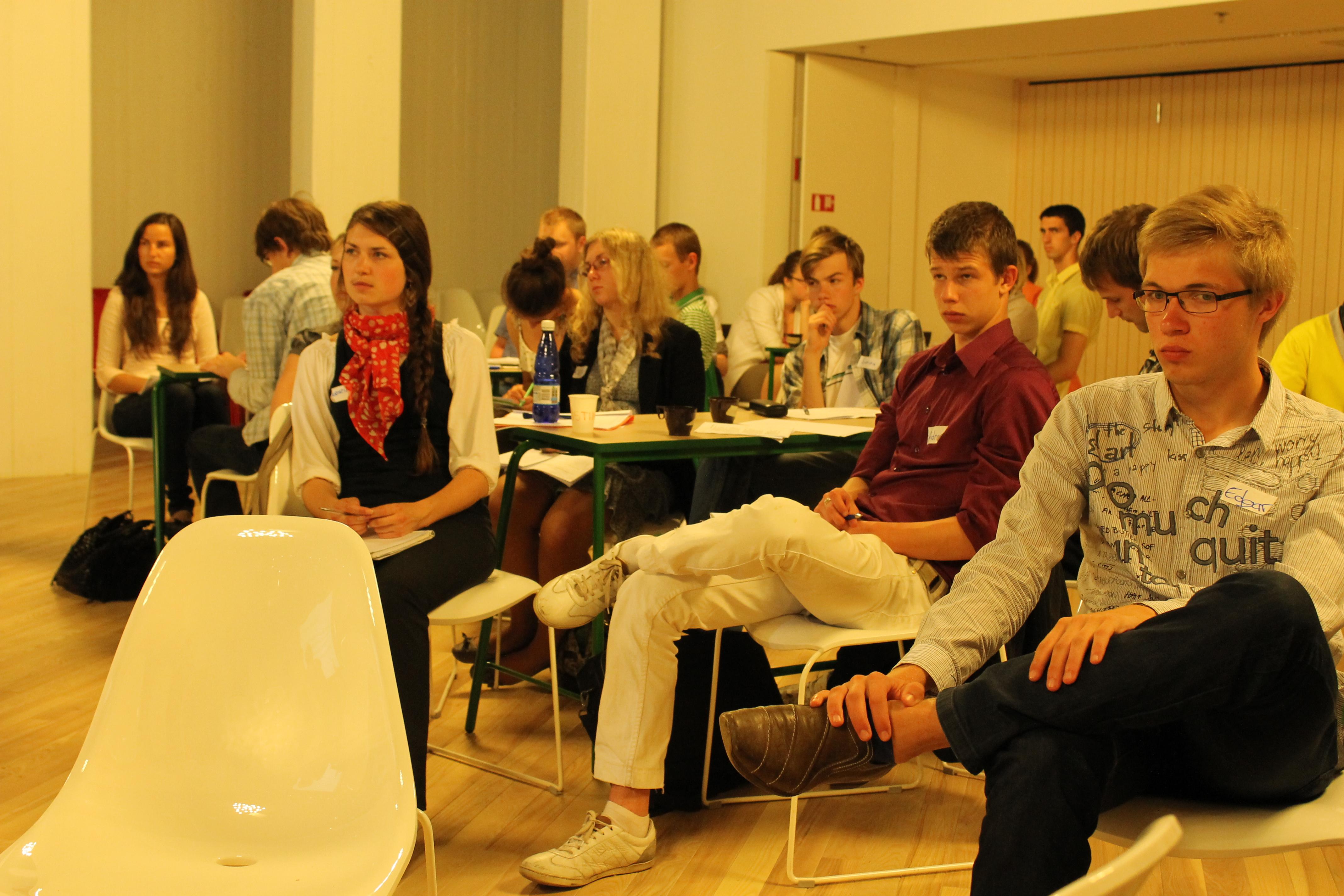 Algab taotluste vastuvõtt tudengiorganisatsioonide toetusprogrammi