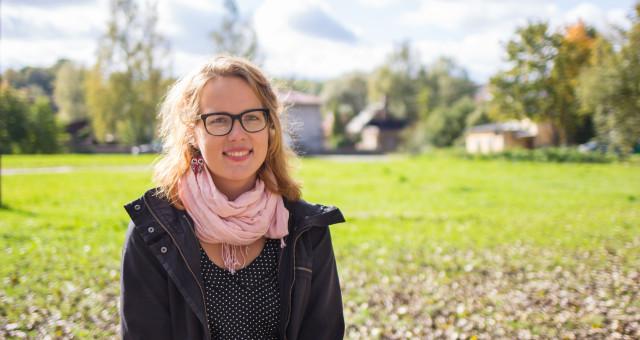Angela Ader: ambitsioonika kuvandi all peitub väike unistus