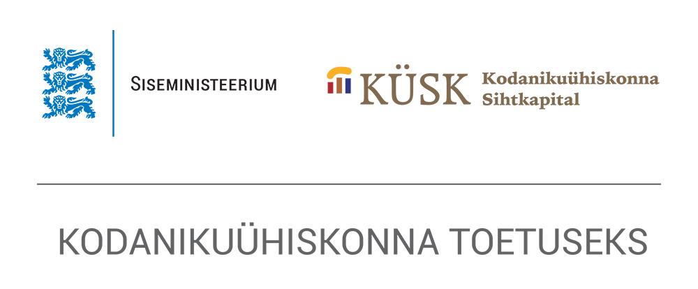 !KÜSK-Sisemin_logod-valgel_KodÜhiskAreng_toetuseks