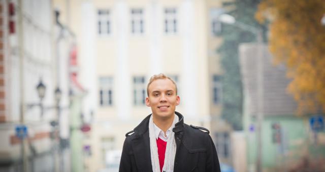 """Mirko Vavrenjuk: """"Edukas inimene on see, kes laob alusmüüri nendest kividest, millega teised inimesed on teda loopinud."""""""