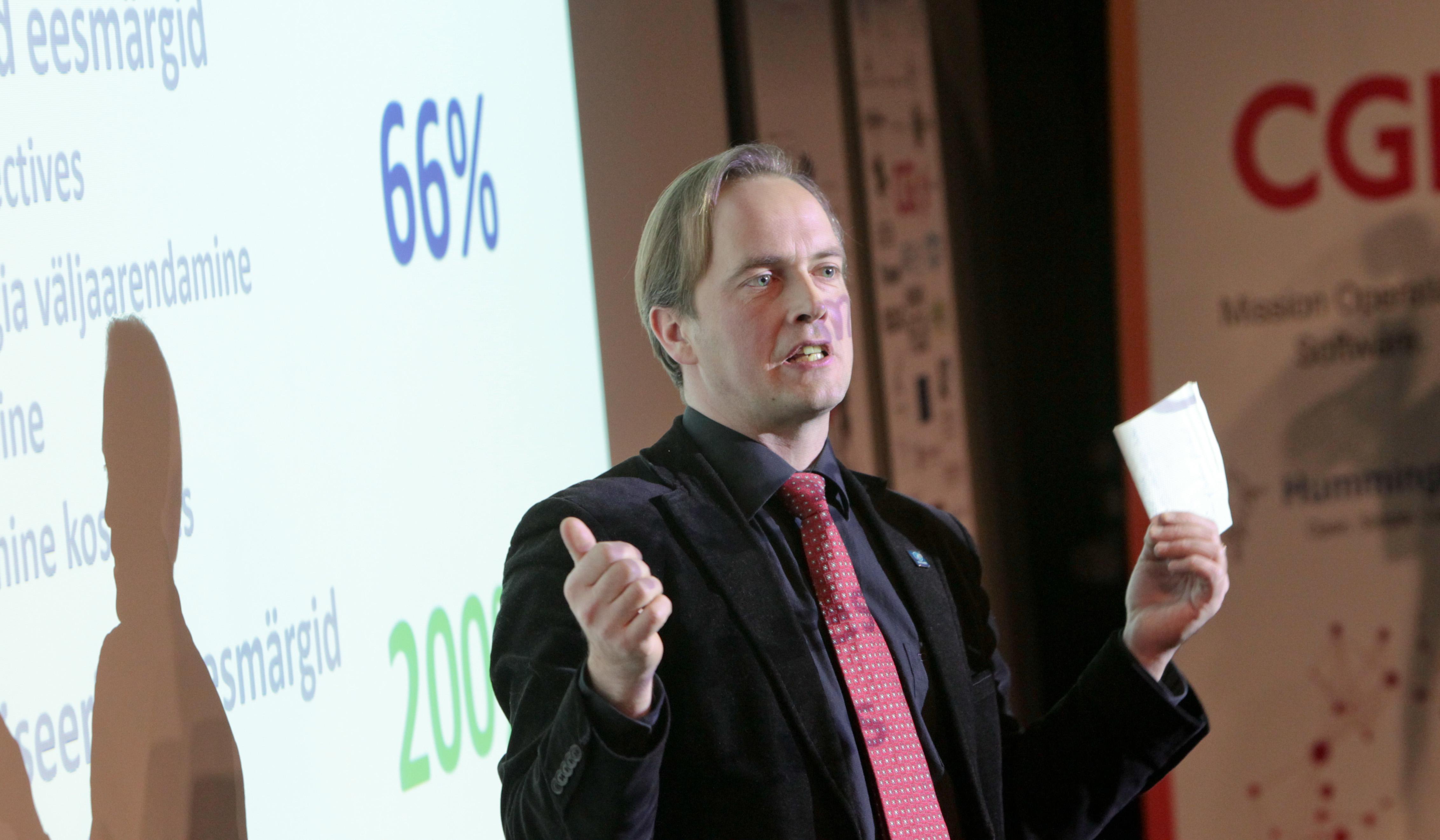 Mart Noorma: kas Eesti noored on suurteks tegudeks valmis?