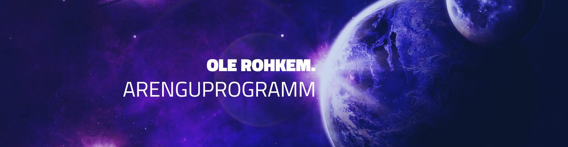 Arenguprogramm