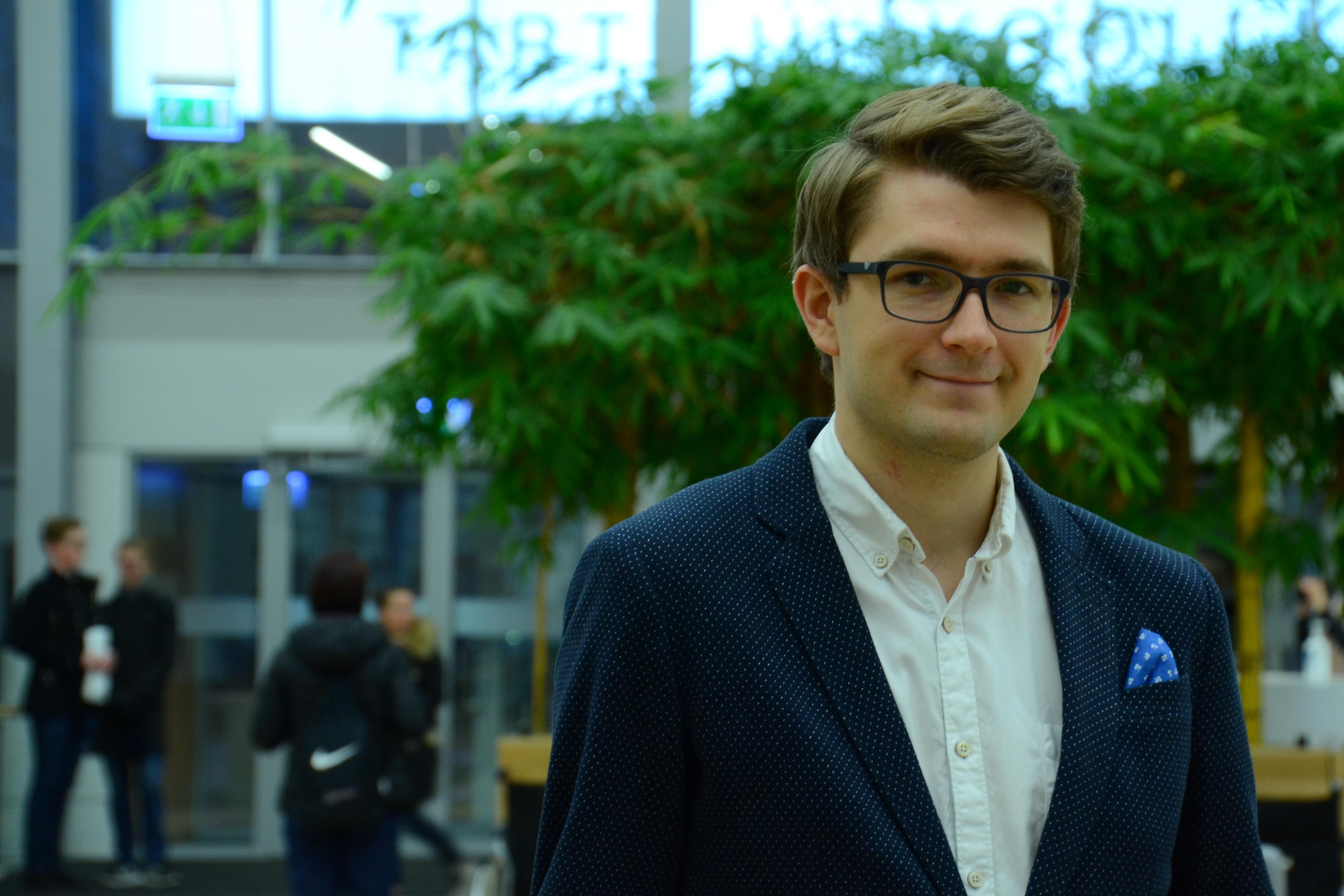 """Priit Tohver: """"Soovin, et Eestis käsitletaks tervist kõige kõrgema väärtusena, mille poole üks riik võiks liikuda"""""""