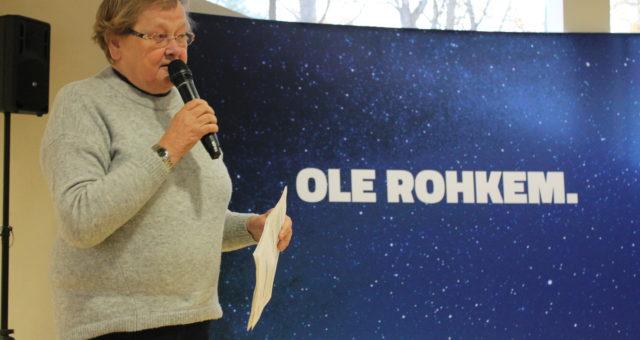OLE ROHKEM arenguprogrammi liikmed said motiveeritud