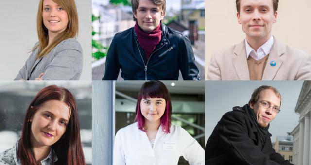 OLE ROHKEM aasta tudeng 2017 kandidaadid