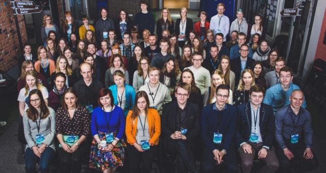 OLE ROHKEM arenguprogramm – AEGEE-Tartu lugu