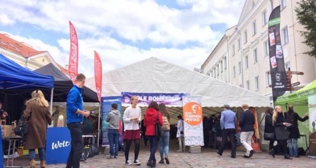 Tartu Ülikooli karjääripäev