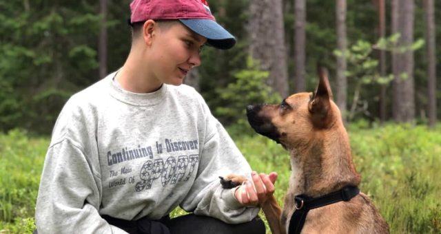 """Merilin Raudna-Kristoffersen: """"Looduse tundmine on võti inimeste keskkonnakäitumise parandamiseks."""""""
