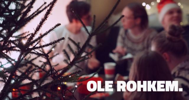 Valged jõulud üheks õhtuks