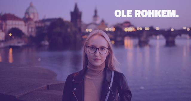 """Reelika Jõgi: """"Tuleb leida enda rada, võtta julgus kokku ja haarata võimalustest kinni!"""""""